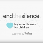 YouTube backs #EndTheSilence charity campaign with big stars