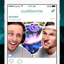 CaptainSparklez and friends on board for AuditionMe video service