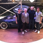 How Eden Games worked with Pagani and YouTubers to unveil the Huayra Roadster