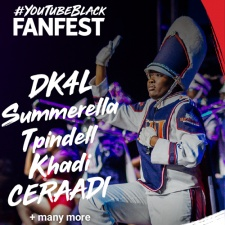 #YouTubeBlack FanFest returns for second year with Jhené Aiko, Tpindell, Kingsley and more