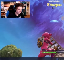 Spanish YouTuber ElrubiusOMG breaks Ninja's record for most concurrent viewers during a Fortnite stream