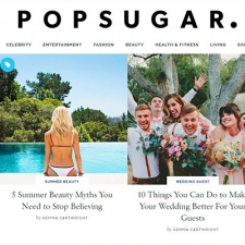 PopSugar apologises for influencer content theft 'experiment'