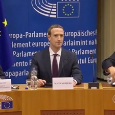 Zuckerberg accused of dodging questions at European Parliament meeting