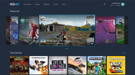 Why Microsoft's Mixer isn't trying to compete with Twitch