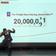 Jimmy Fallon reaches 20 million YouTube subscribers, and his views are just as impressive