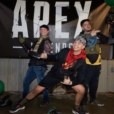 YouTuber Mr Beast hosts real-life Apex Legends tournament, but no influencers were harmed