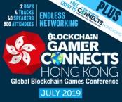 Blockchain Gamer Connects Hong Kong 2019