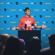 Ninja drums up over a million subscribers during first week at Mixer