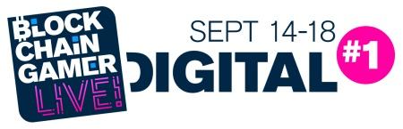 Blockchain Gamer LIVE! Digital #1 (Online)