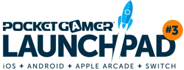 Pocket Gamer LaunchPad #3 (Online)