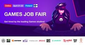 Finland Games Job Fair 2021 (Online)